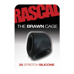 The Brawn Cage Black (Rascal Toys) (T4961)
