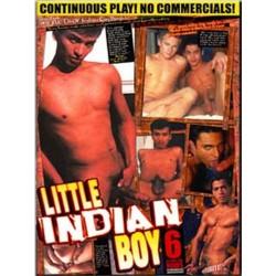 Little Indian Boy 6h DVD (09006D)