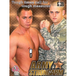 Army Strongarm DVD (10089D)
