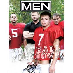 Football Fuckdown DVD (MenCom) (11007D)