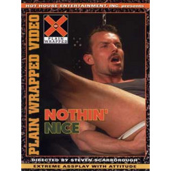 Nothin` Nice (Plain Wrapped) DVD (Hot House) (07204D)
