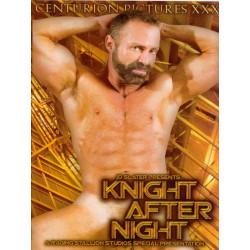 Knight after Night DVD (Raging Stallion) (02433D)