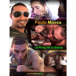 Paulo Massa - Le King De La Baise DVD