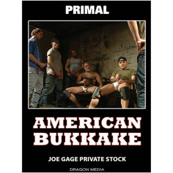 American Bukkake DVD (11505D)