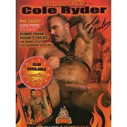 SuperStar Cole Ryder DVD