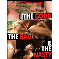 The Good the Bad and the Nasty DVD (10607D)