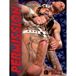 Permission DVD (Raging Stallion Fetish & Fisting) (12808D)