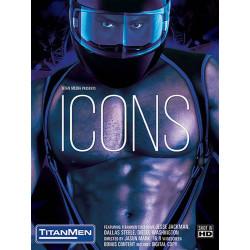 Icons DVD (TitanMen) (13408D)