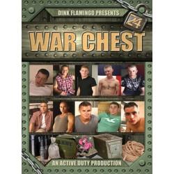 War Chest 24 DVD (Active Duty) (09509D)