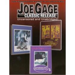 Joe Gage Trilogy DVD (10616D)