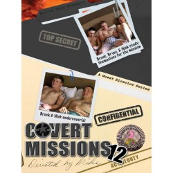 Covert Missions 12 DVD