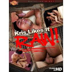 Kris likes It Raw! DVD (Gay Asian Twink) (09717D)