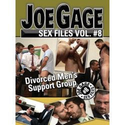 Sex Files #08 - Divorced Mens Support Group DVD (Joe Gage) (10617D)