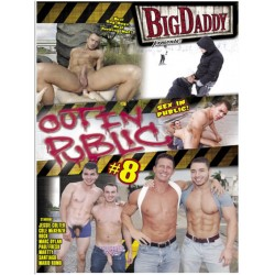 Out in Public #08 DVD (Big Daddy)