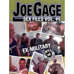 Sex Files #06 - Ex Military DVD (10619D)