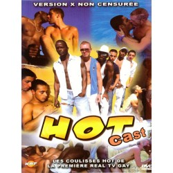 Hot Cast - Version X DVD