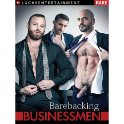 Gentlemen #13: Barebacking Businessmen DVD (LucasEntertainment) (12324D)