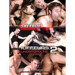 Kiffeurs Underground #2 DVD (Sketboy) (14224D)