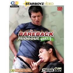 Bareback Hideout #1 DVD (OTB) (08726D)