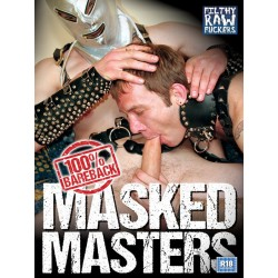 Masked Masters DVD (09634D)