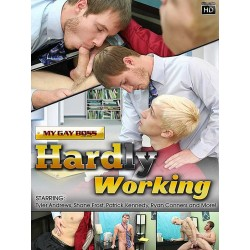 Hardly Working DVD