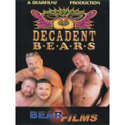 Decadent Bears DVD (BearFilms) (05833D)