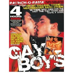 Gay Boys 4h DVD (09035D)