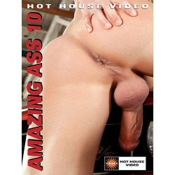 Amazing Ass #10 (Hot House Anthology) DVD (Hot House) (13635D)