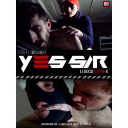 Yes Sir DVD (Ridley Dovarez) (13835D)