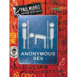Anonymous Sex #1 DVD (13937D)