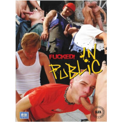 Fucked! In Public DVD (Fucked) (09539D)