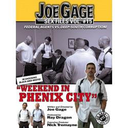 Sex Files #15 Weekend in Phenix City DVD (10939D)