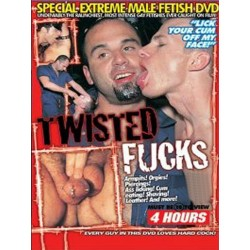 Twisted Fucks 4h DVD (09047D)