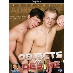 Objects of Desire DVD (Randy Blue) (11347D)