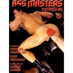 Fistpack #02 - Ass Masters DVD (Raging Stallion Fetish & Fisting) (12147D)