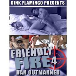 Friendly Fire #4 DVD (Active Duty) (13447D)