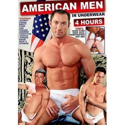 American Men in Underwear 4h DVD