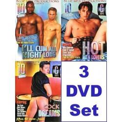 Blue Men 30 h Pack 6 3-DVD-Set (10254D)