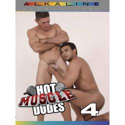 Hot Muscle Dudes #4 DVD (13655D)