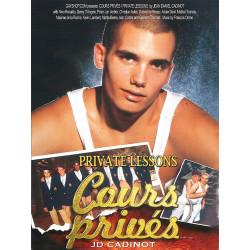 Cours Privés DVD (Cadinot) (02256D)