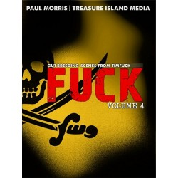 TIMFuck #4 (Treasure Island) DVD (08656D)
