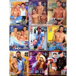 Blue Men 90 h Mega Pack 2 9-DVD-Set (10256D)