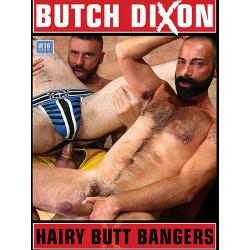 Hairy Butt Bangers DVD (Butch Dixon) (10656D)