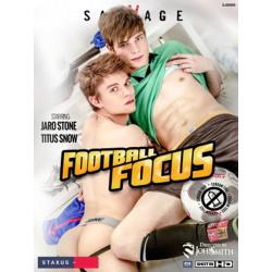 Football Focus DVD (Sauvage) (13557D)