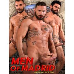 Men Of Madrid DVD (Raging Stallion) (13957D)