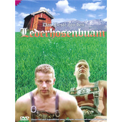 Das Beste von den Lederhosenbuam DVD (Lederhosenbuam) (01604D)