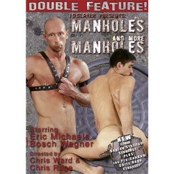 Manholes and More Manholes DVD (Raging Stallion Fetish & Fisting) (07959D)