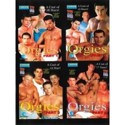 Orgies 1-4 4-DVD-Set (10459D)