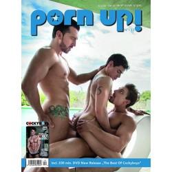 PornUp 133 Magazine + The Best Of Cockyboys DVD (M0233)