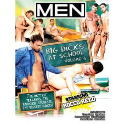 Big Dicks At School #6 DVD (MenCom) (13164D)